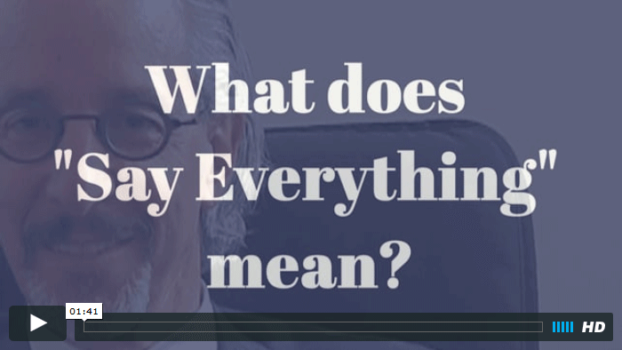 What does say everything mean rafael shar n modern psychoanalyst - What does contemporary mean ...