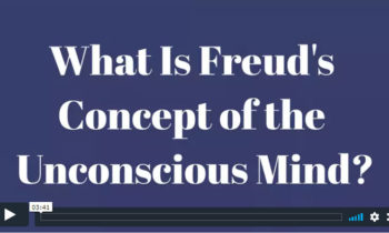Freud's Concept of the Unconscious Mind
