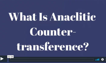 Anaclitic-Countertransference