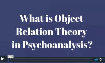 object-relation-theory